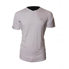 Tränings T-Shirt Newline Base Coolskin Tee Vit Herr