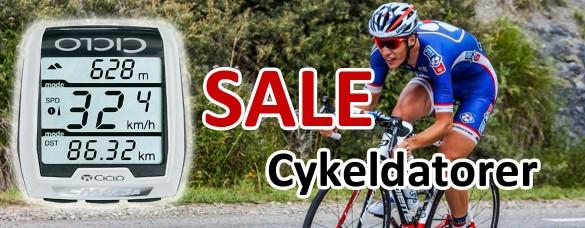 Kampanjpriser Cykeldatorer