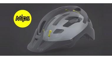 MIPS cykelhjälmar med rotationsskydd